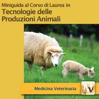 Corso di Laurea in Tecnologie delle Produzioni Animali