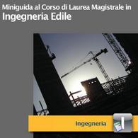 Corso di Laurea Magistrale in Ingegneria Edile