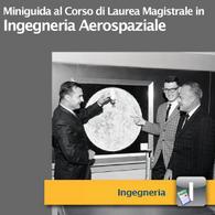 Corso di Laurea Magistrale in Ingegneria Aerospaziale