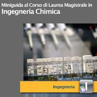 Corso di Laurea Magistrale in Ingegneria Chimica