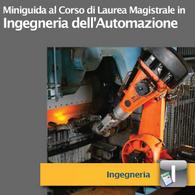 Corso di Laurea Magistrale in Ingegneria dell'Automazione