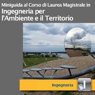 Corso di Laurea Magistrale in Ingegneria per l'Ambiente e il Territorio