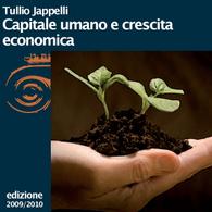 Tullio Jappelli, Capitale umano e crescita economica