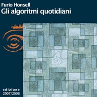 Furio Honsell, Gli algoritmi quotidiani