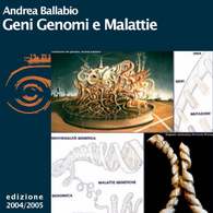 Andrea Ballabio, Geni, genomi e malattie