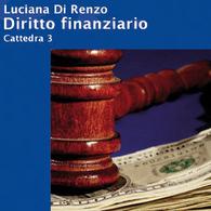 Diritto Finanziario, Cattedra 3