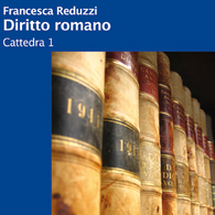 Diritto Romano, Cattedra 1