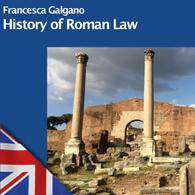 History of Roman Law