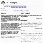 The Assayer