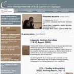 Centro Interdipartimentale di Studi Cognitivi sul Linguaggio