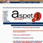 American Society for Pharmacology and Experimental Therapeutics
