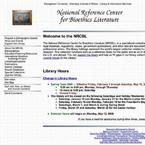 National Reference Center for Bioethics Literature