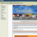 Center for Human Rights & Humanitarian Law