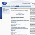 ASIL Insights