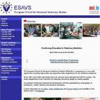 European School for Advanced Veterinary Studies