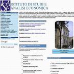 Istituto di studi e analisi economica