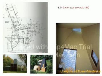 Temi di progetto e composizione delle singole parti. Casa Fansworth, Mies Van Der Rohe Esempi di lettura di schemi compositivi a partire da alcuni progetti di case unifamiliari