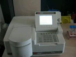 Lettura del DNA allo spettrofotometro